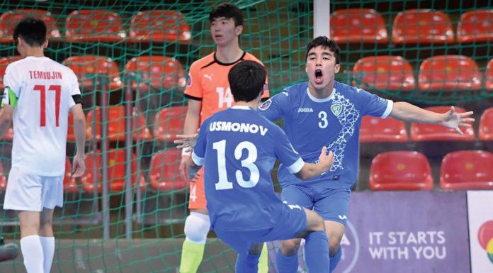 AFC U20 Futsal Championship