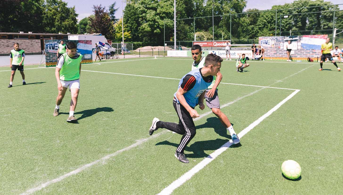 Neymar Jr's Five Rotterdam