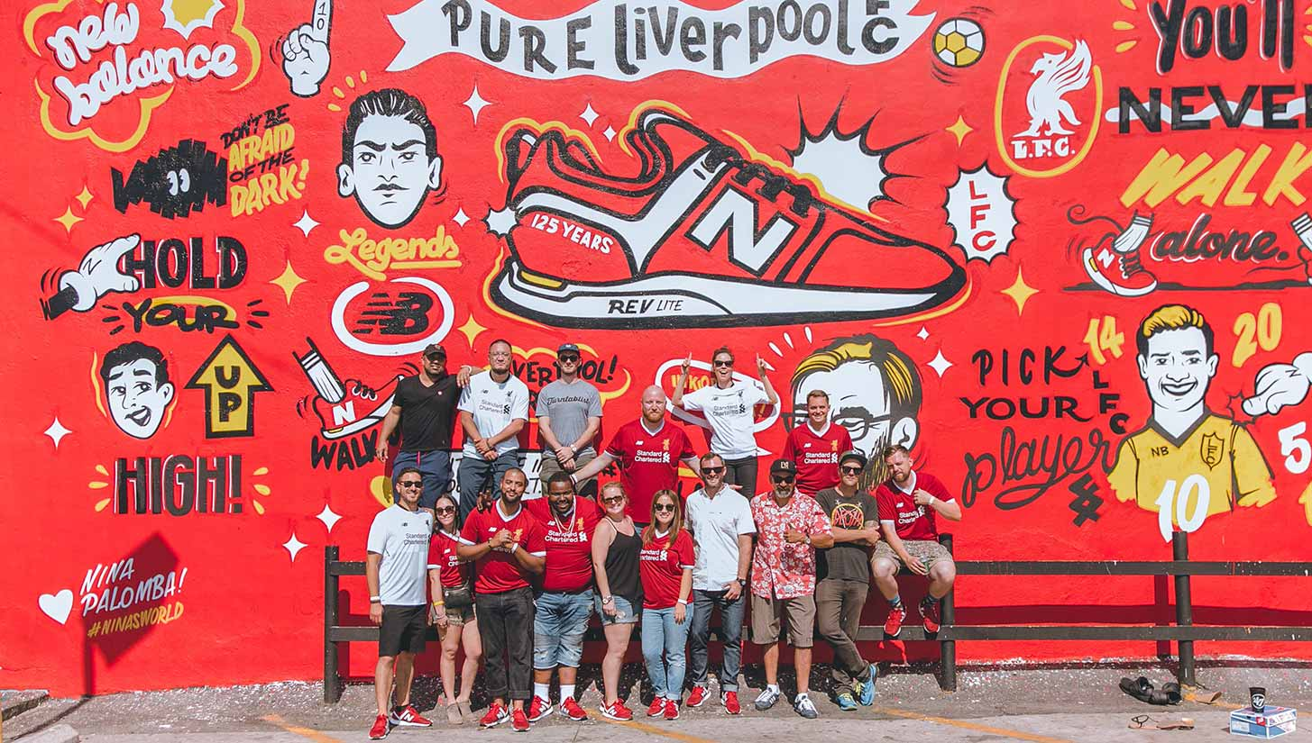 Liverpool FC x New Balance
