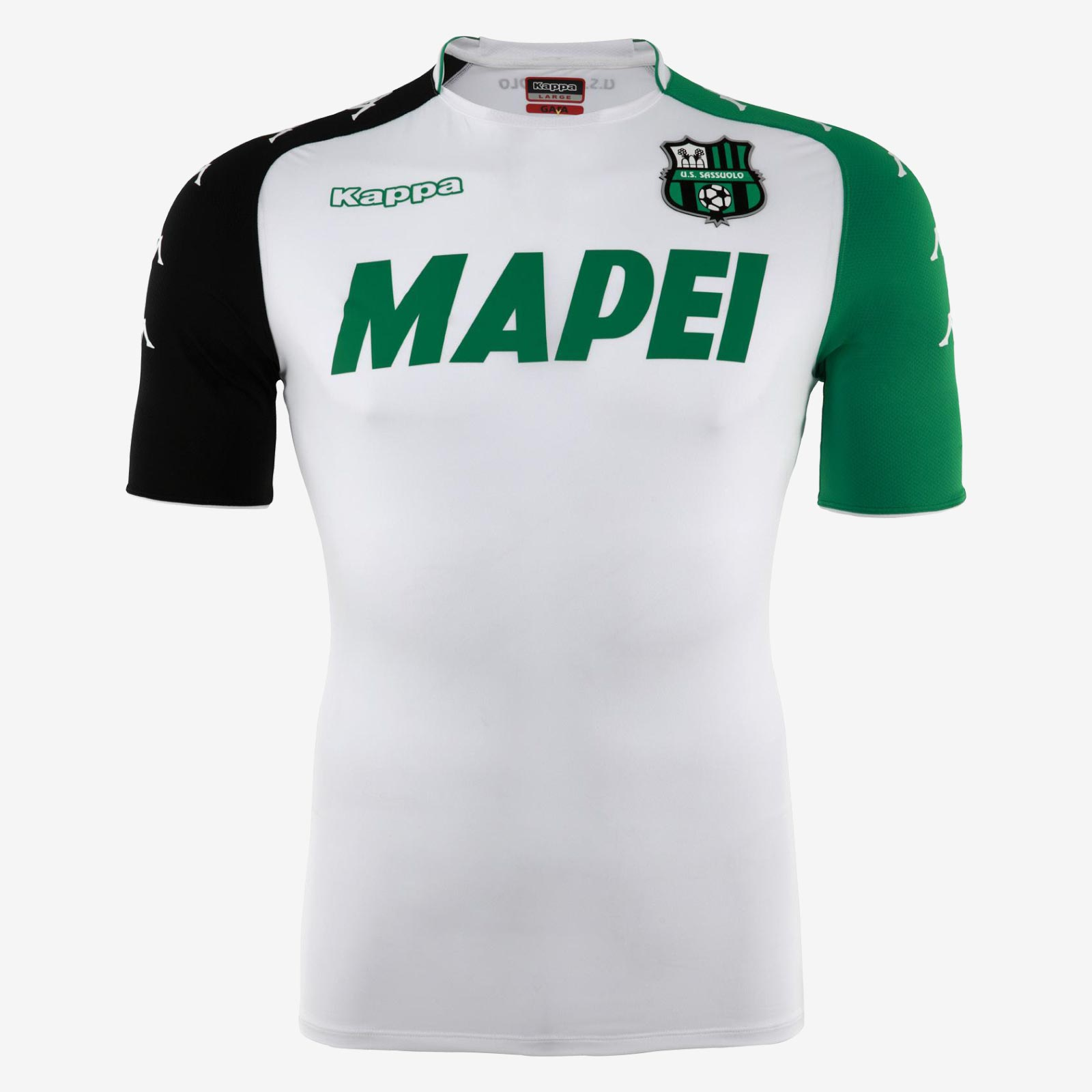 Sassuolo Away Kit 17-18