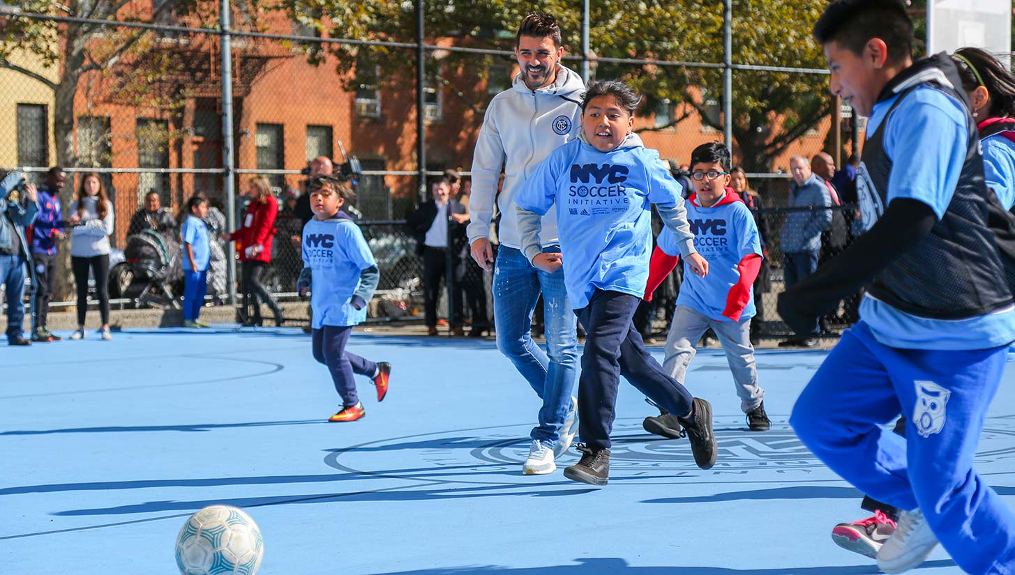 New York City Soccer Initiative