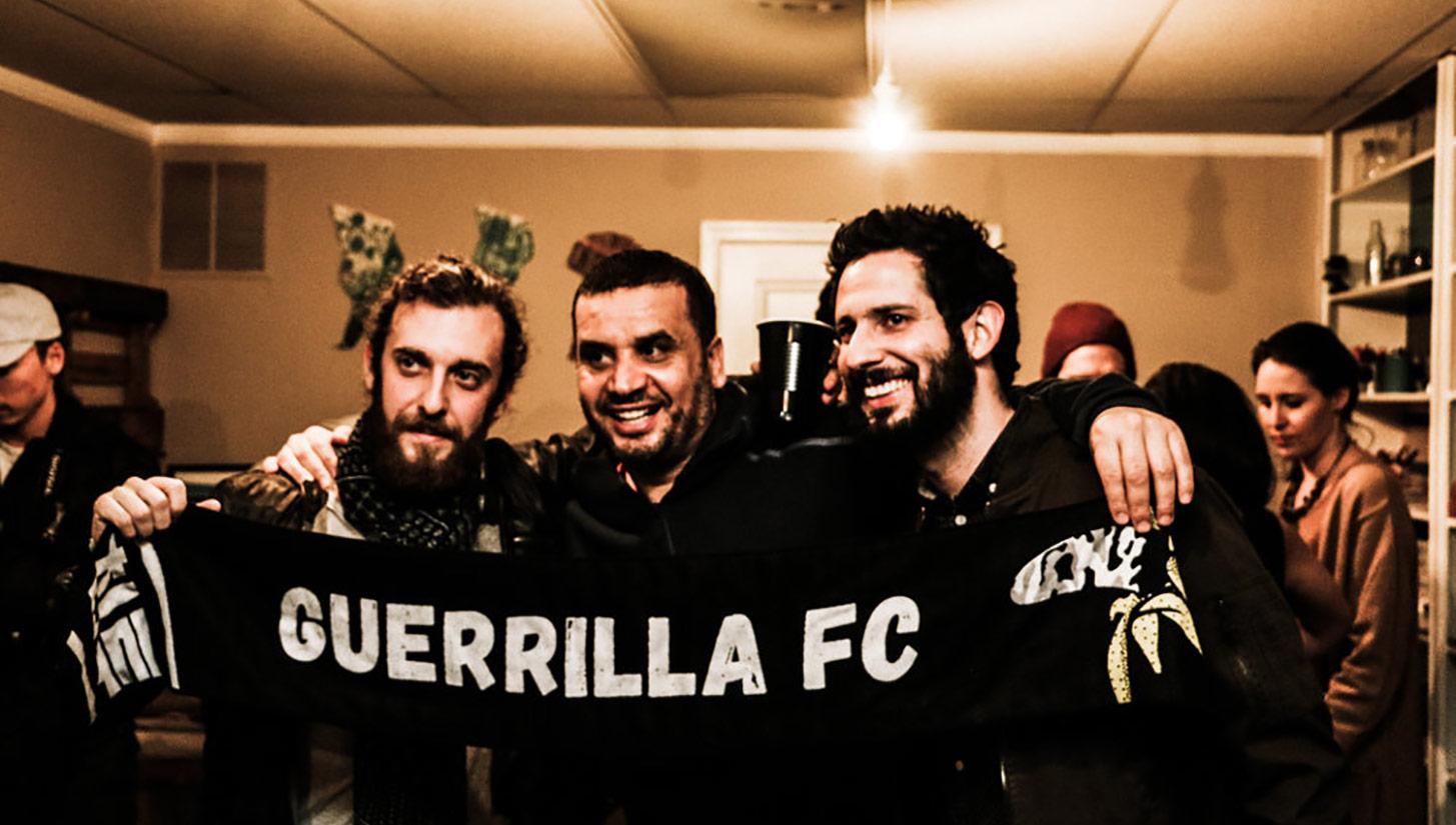 guerrilla fc