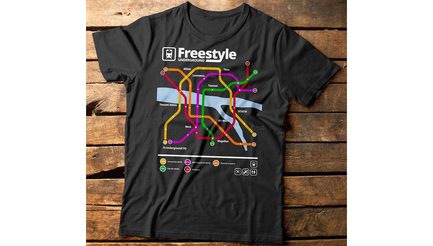 freestyle underground