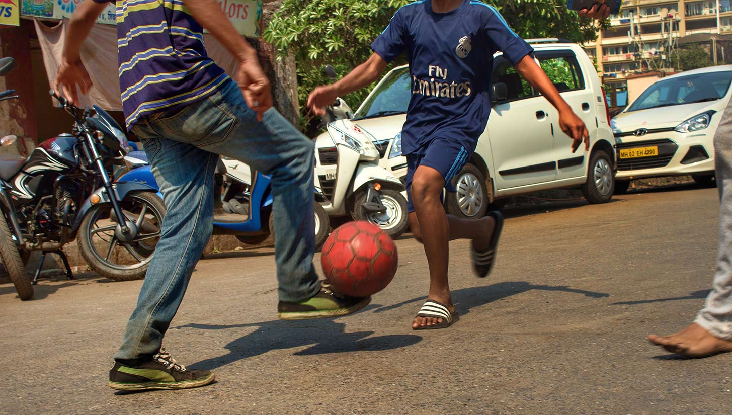 street football mumbai