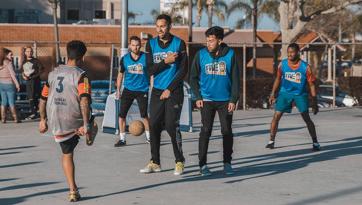 neymar jrs five