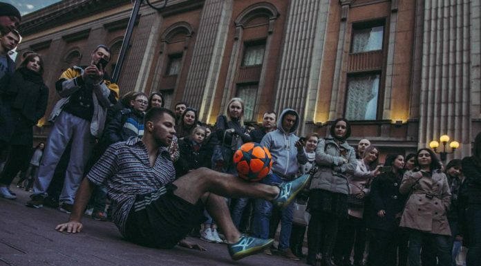street football skills