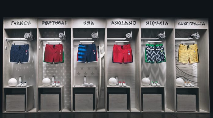 hurley national team collection