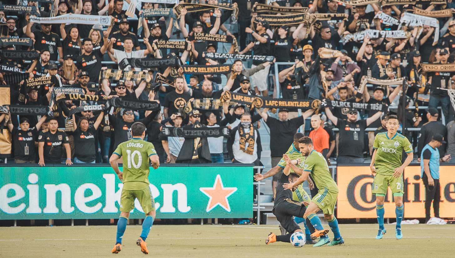 lafc home opener