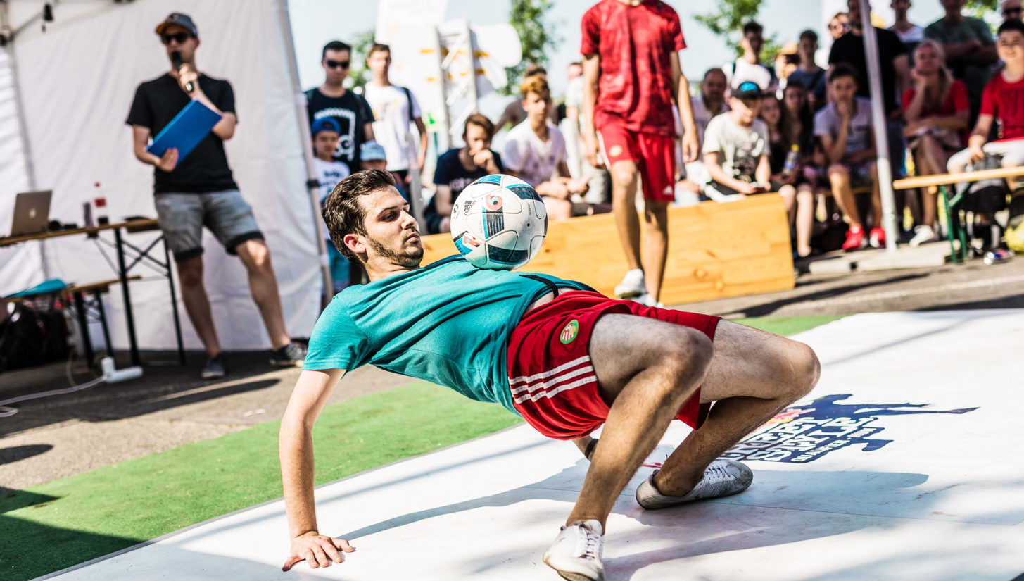 freestyle football hungary