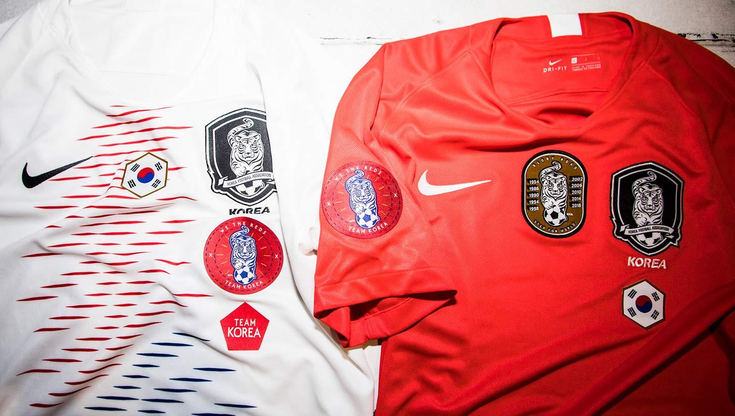 korea official team merchandise
