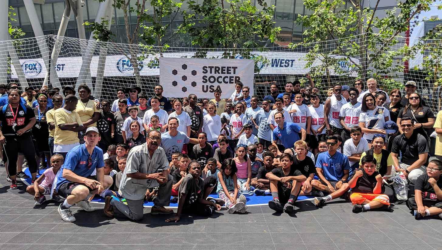 street soccer usa