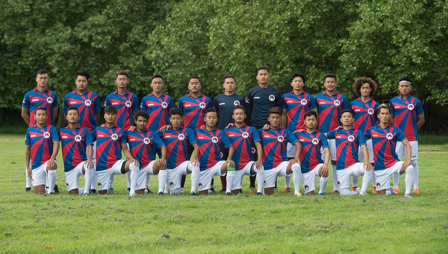 tibetan national team