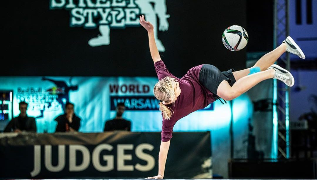 freestyle football poland