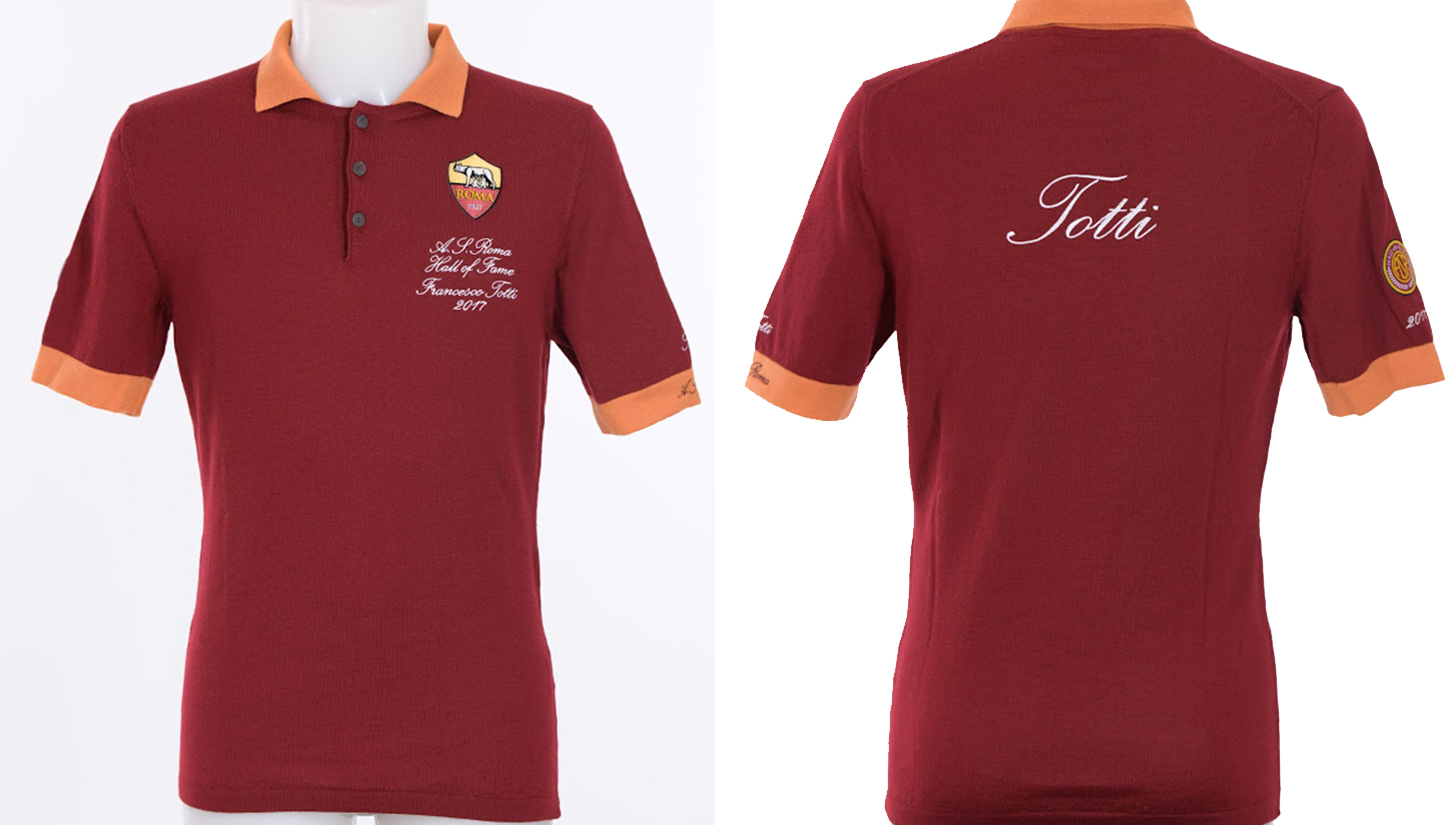 totti hall of fame