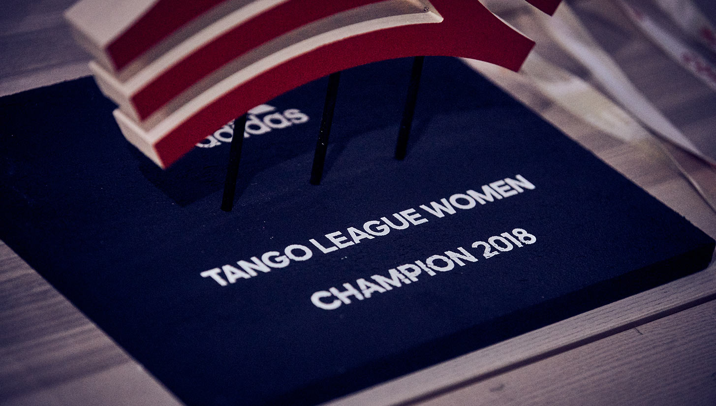 adidas tango league
