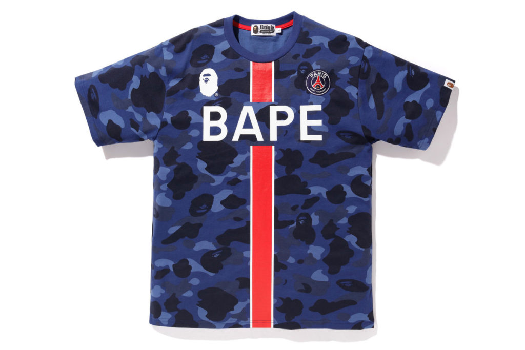 PSG-X-Bape-Collection