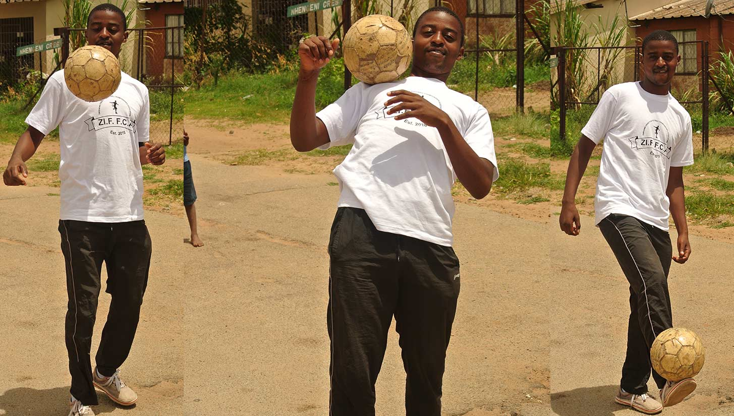 zimbabwe freestyle football