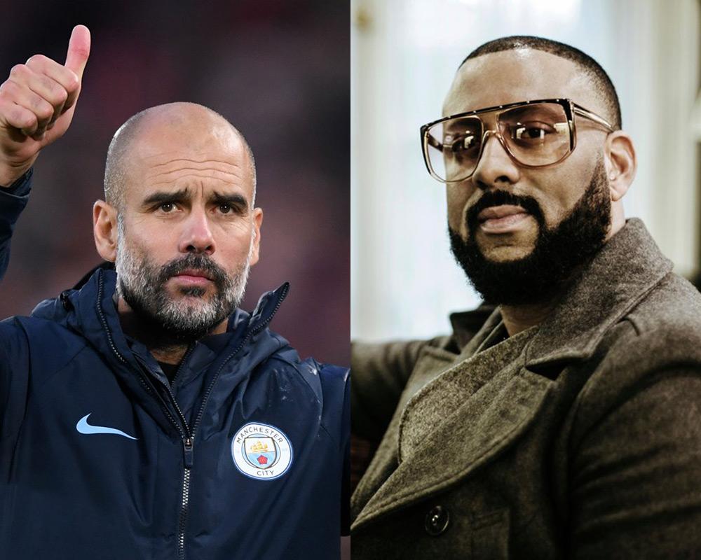 football and hip hop