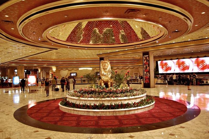 米高梅赌场酒店预定