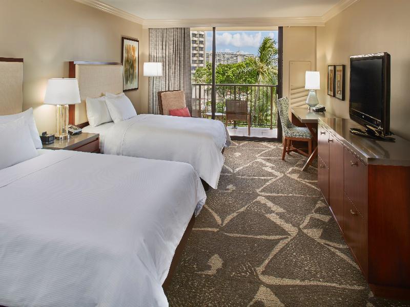 威基基海滩希尔顿夏威夷乡村酒店预定