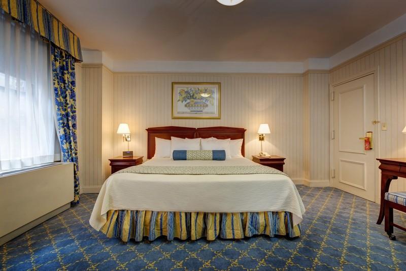 Wellington Hotel预定