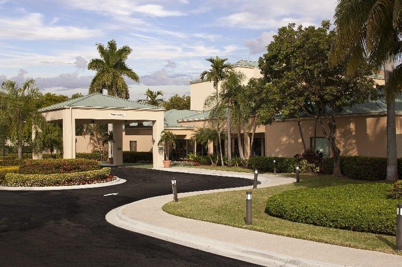 迈阿密机场西万怡酒店预定