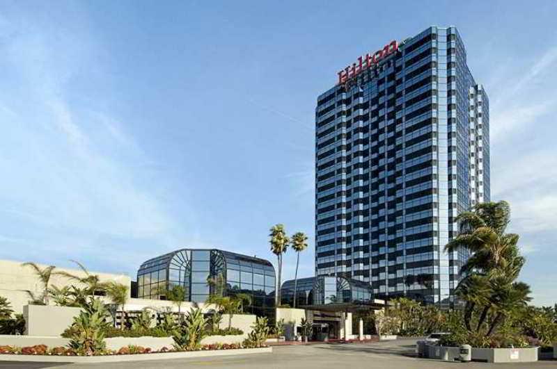 洛杉矶好莱坞环球影城希尔顿酒店预定