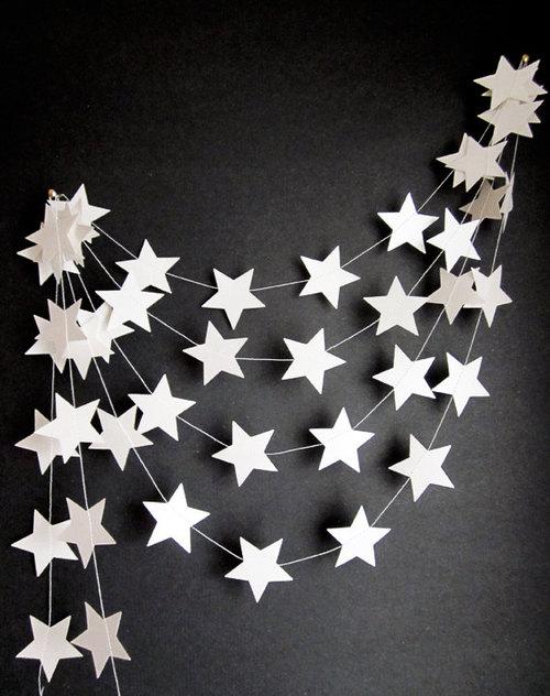 Украшения звезды своими руками