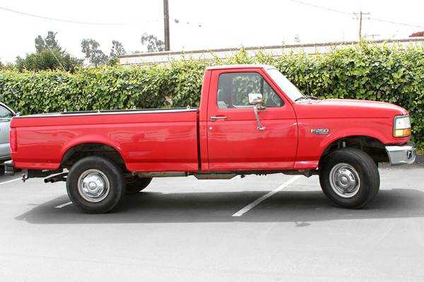 A used Truck