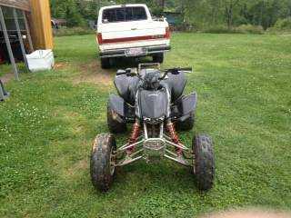 A used ATV