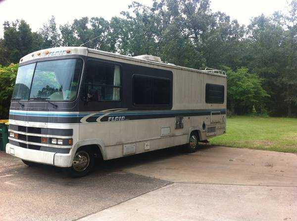 A used Motorized RVs