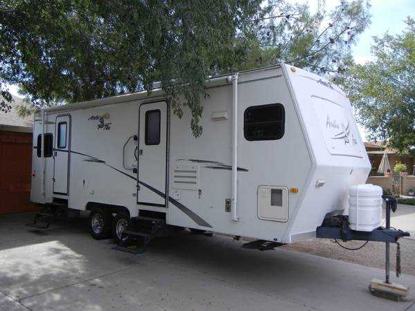 A used Towable RVs and Campers