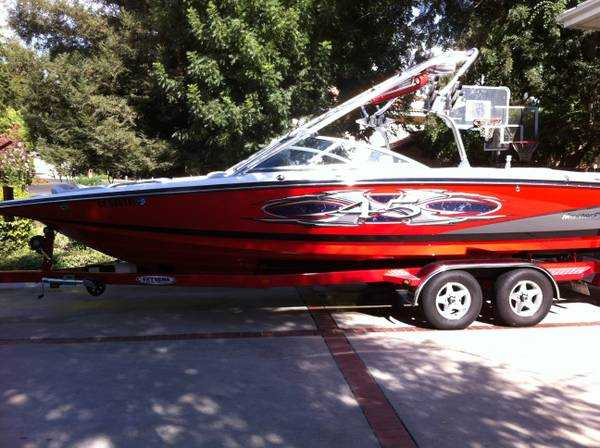 A used Motorboats and Powerboats