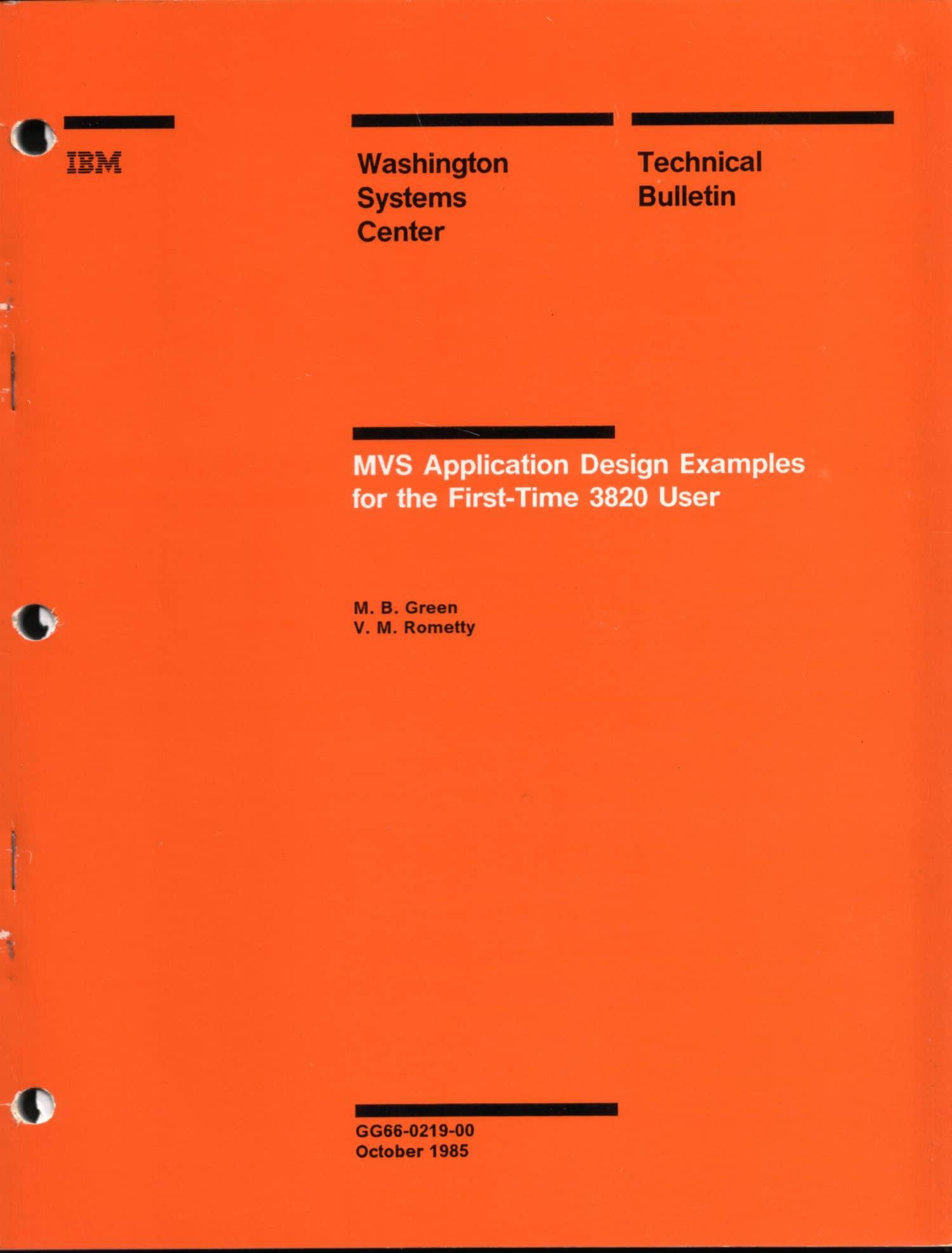 ibm smf manuals