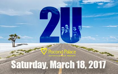 2U – U2 Tribute Band