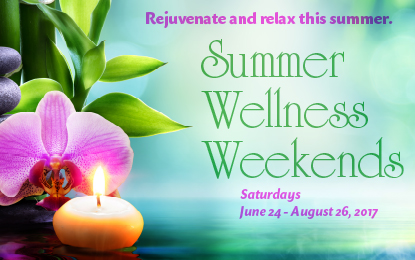 Summer Wellness Weekends