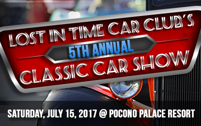 Lost in Time Car Club's 5th Annual Classic Car Show