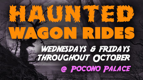 Haunted Wagon Rides