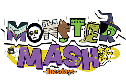 Monster Mash Tuesdays