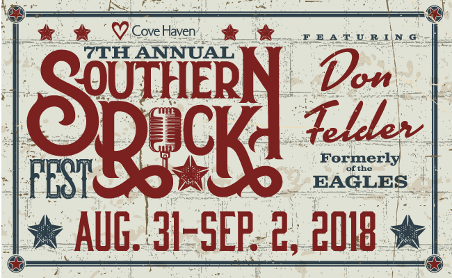 7th Annual Southern Rock Festival!
