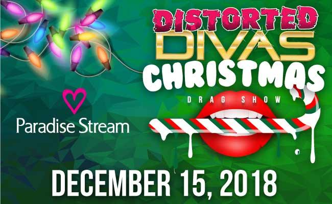 Distorted Christmas Drag Show