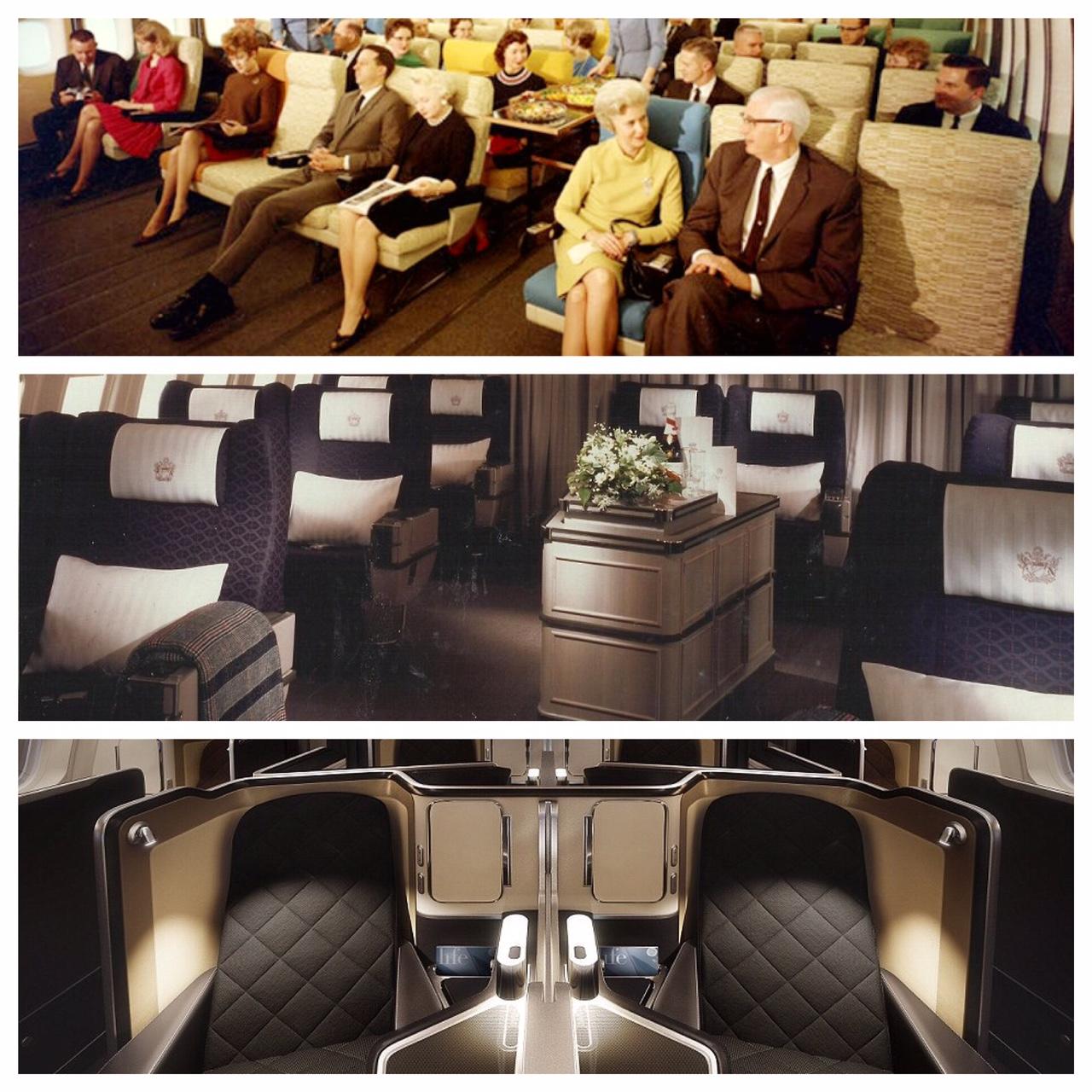 first class three decades