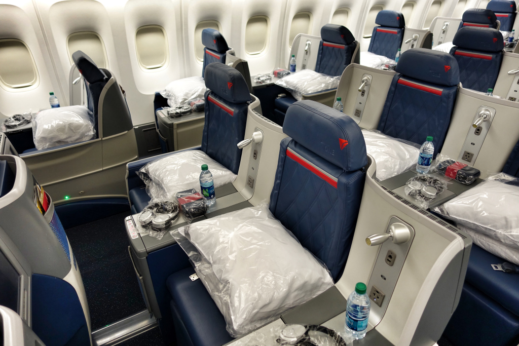 Delta One Upgrade