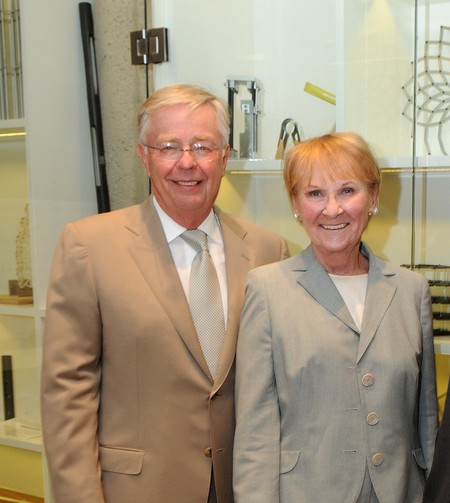 photo of Kent and Joyce Kresa