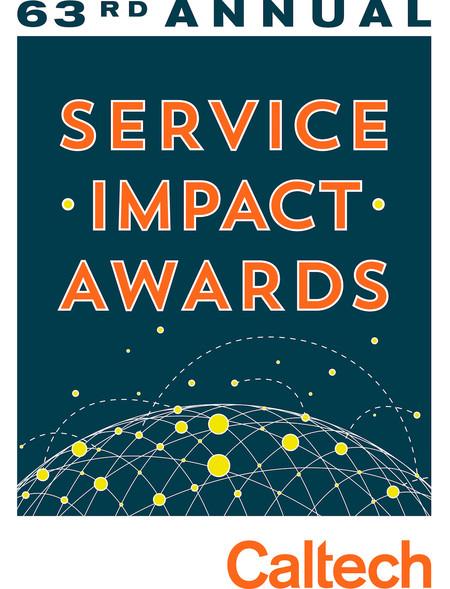 logo for 2018 Service & Impact Awards