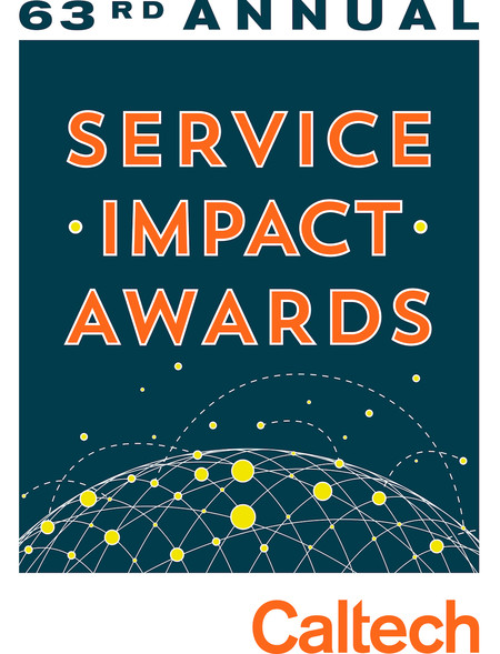 logo for 2018 Service & Impact Awards