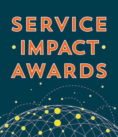 Service Impact Awards Logo