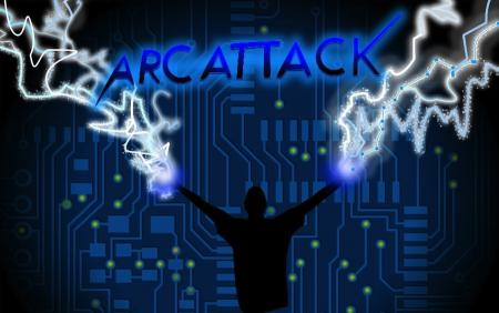 ArcAttack Photo