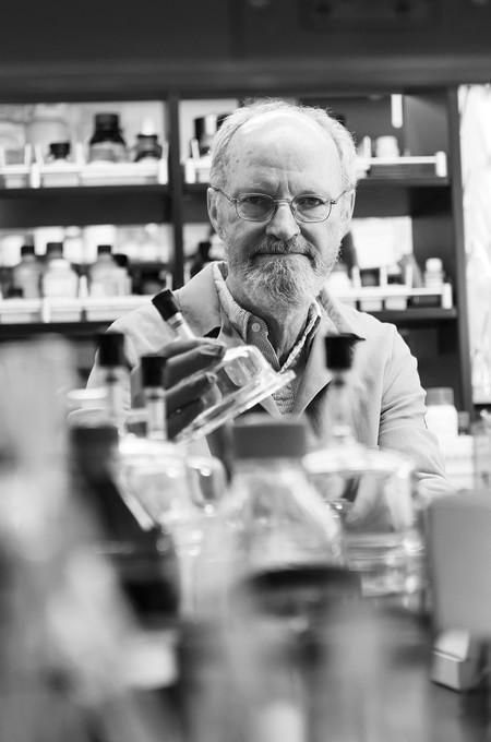 photo of Robert Grubbs