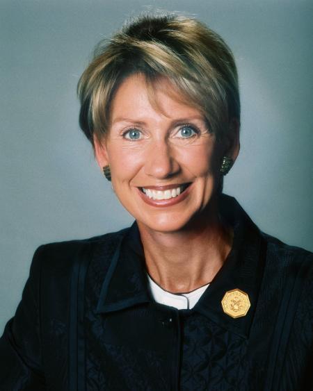 Barbara McConnell Barrett